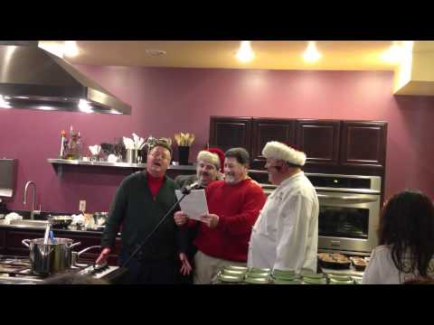 Dan's Christmas Song by the Tulsa Tradition Quartet