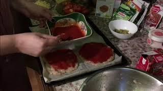 Диетическая пицца, без теста! ПП. Полезные рецепты от Елены Мурыгиной.Дачная жизнь ТВ.