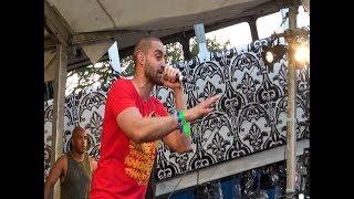 Grenfell United - Lowkey & Karim Mussilhy at Glastonbury Festival 2019