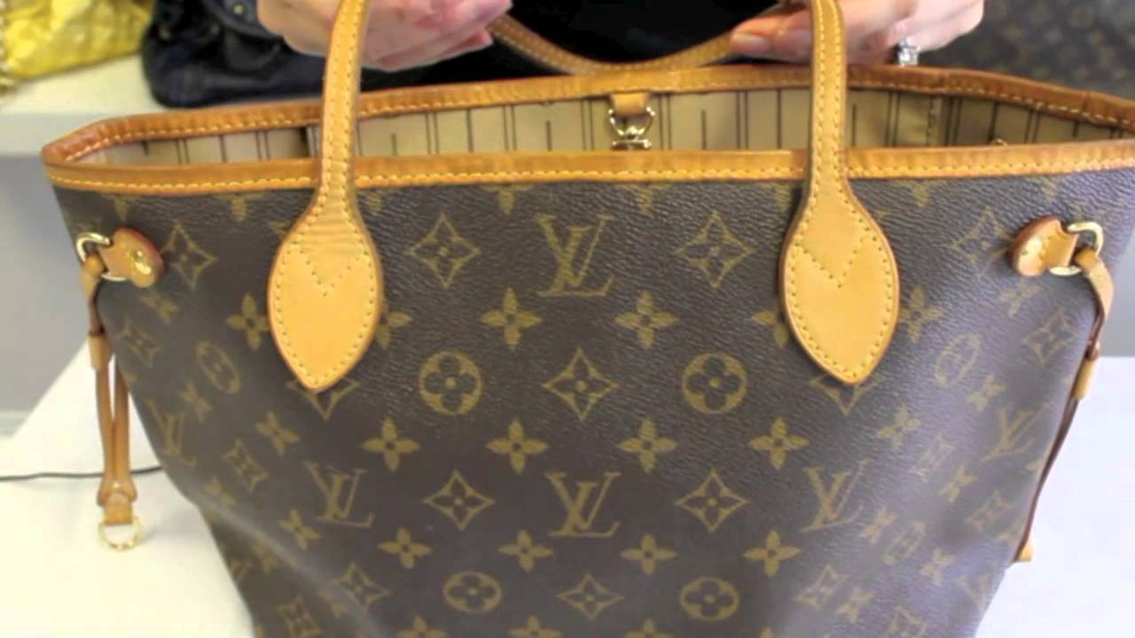 How to Authenticate a Louis Vuitton Handbag - YouTube e397377dcd435