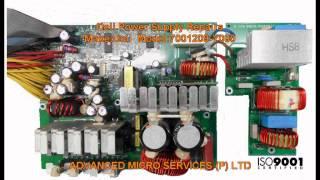 Dell Power Supply Repairs @ Advanced Micro Services Pvt. Ltd,Bangalore,India