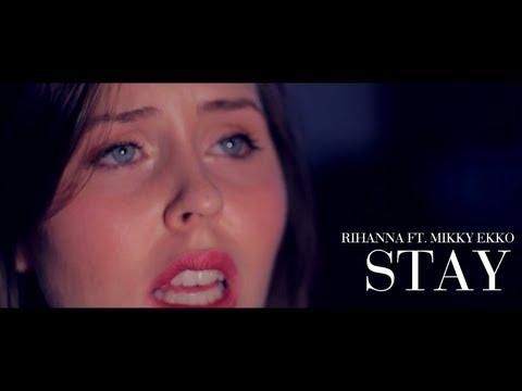Stay - Rihanna ft. Mikky Ekko (Cover by Daniel Catelli ...  Stay - Rihanna ...