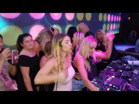Brooke Evers at Premier Nightclub in Borgata Atlantic City June 5th 2017