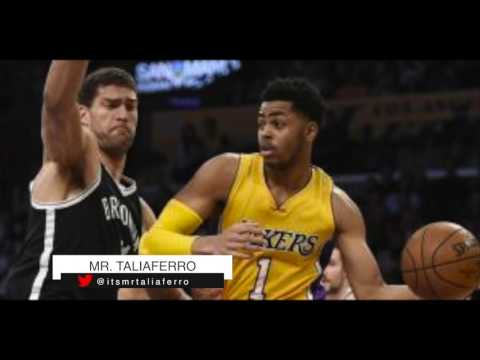 Los Angeles Lakers Trade D