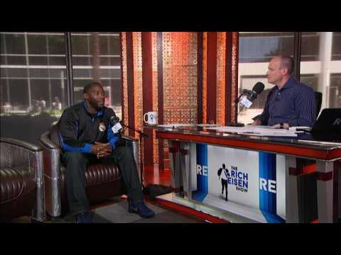 San Francisco 49ers WR Pierre Garcon on Kirk Cousins - 5/19/17