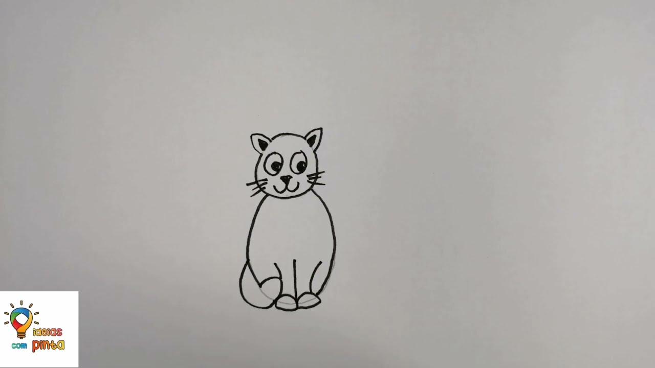 Desenho para crianças - desenhar com os números