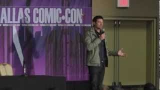 Dallas Comic Con - Sci-Fi Expo 2014 - Karl Urban