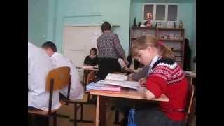 Открытая самоподготовка Мазюковой В.В. 8 а класс