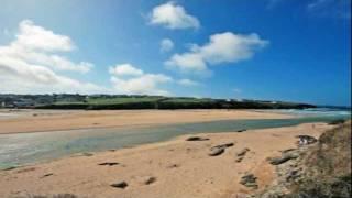 Newquay Cornwall UK. Holiday Video Promotion