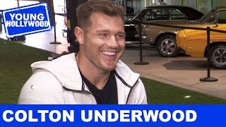 Colton Underwood Talks Finding Love on The Bachelor & Learning Cassie's Pet Peeves About Him!
