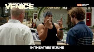 Once Upon a Time in Venice Official Trailer