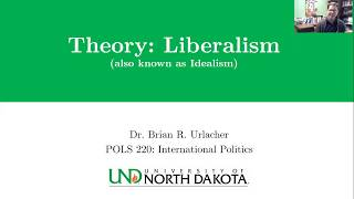 Liberal theory