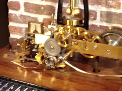 Telegraphy - A WORKING HUGHES.MPG
