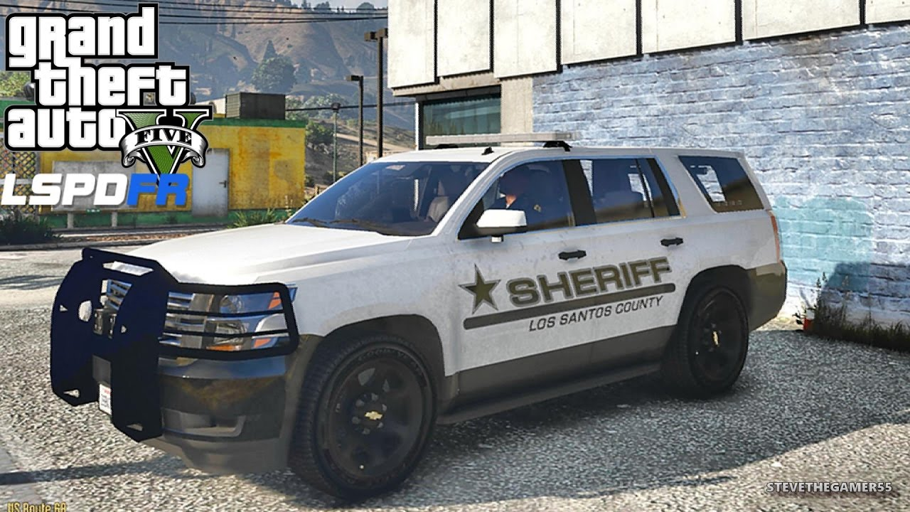 😱 Lspdfr els sheriff pack | Blaine County Sheriff Office