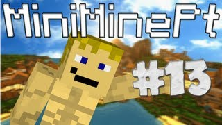 MiniMinePt #13 Base *_* E Procura De Diamante