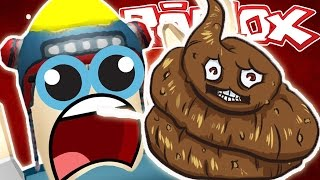 DanTDM Roblox: HE EATS POOP!! The Diamond Minecart
