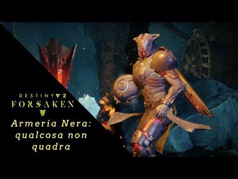 Destiny 2 - Armeria Nera: qualcosa non quadra thumbnail