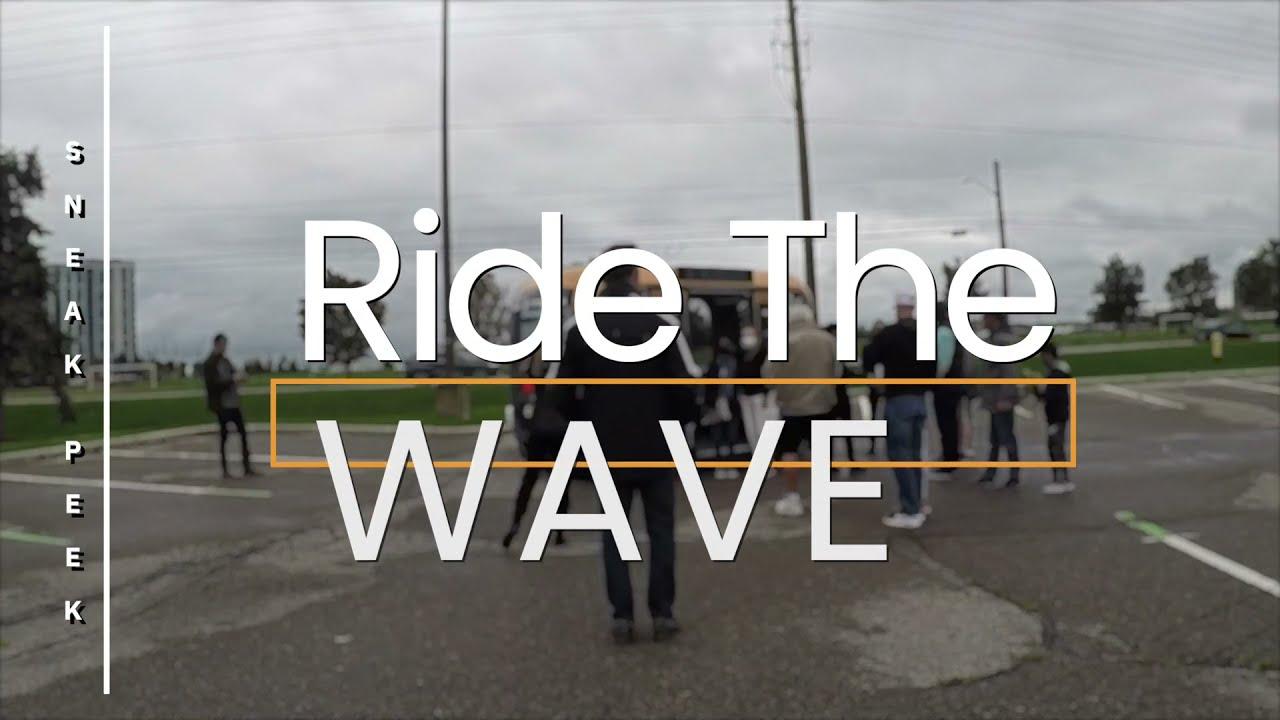 Sneak Peek Meet the WAVE
