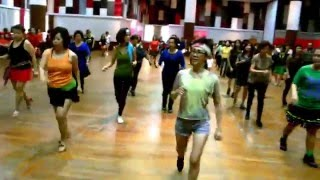 MY LOVE ON YOU - Line Dance (EWS Winson & SalFoo)