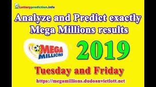 Megamillions Prediction exactly 2019