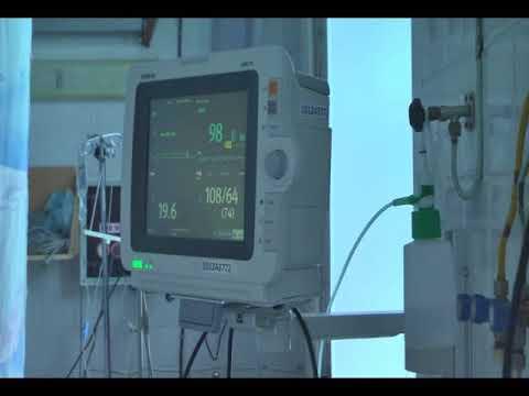 Новое оборудование в Центральной городской больнице г. Кушвы