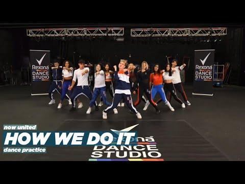 Now United - How We Do It (Dance Practice Video)