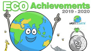ANGRY EARTH images compilation 14 : Eco Achievements 2019 - 2020