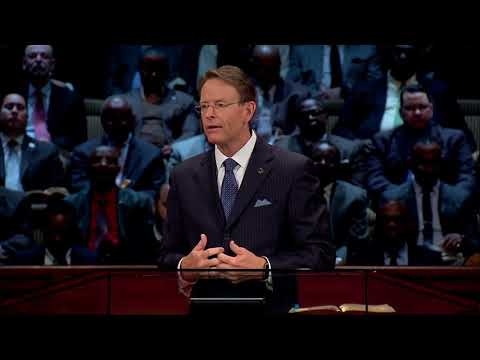 April 8, 2018 - Pastor Tony Perkins - No Fear of Man, Only A Reverence for God