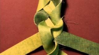 編織墊材料包教學影片