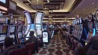 AVD Virtual Tours Captures Horseshoe Casino with Indoor Drone Effect