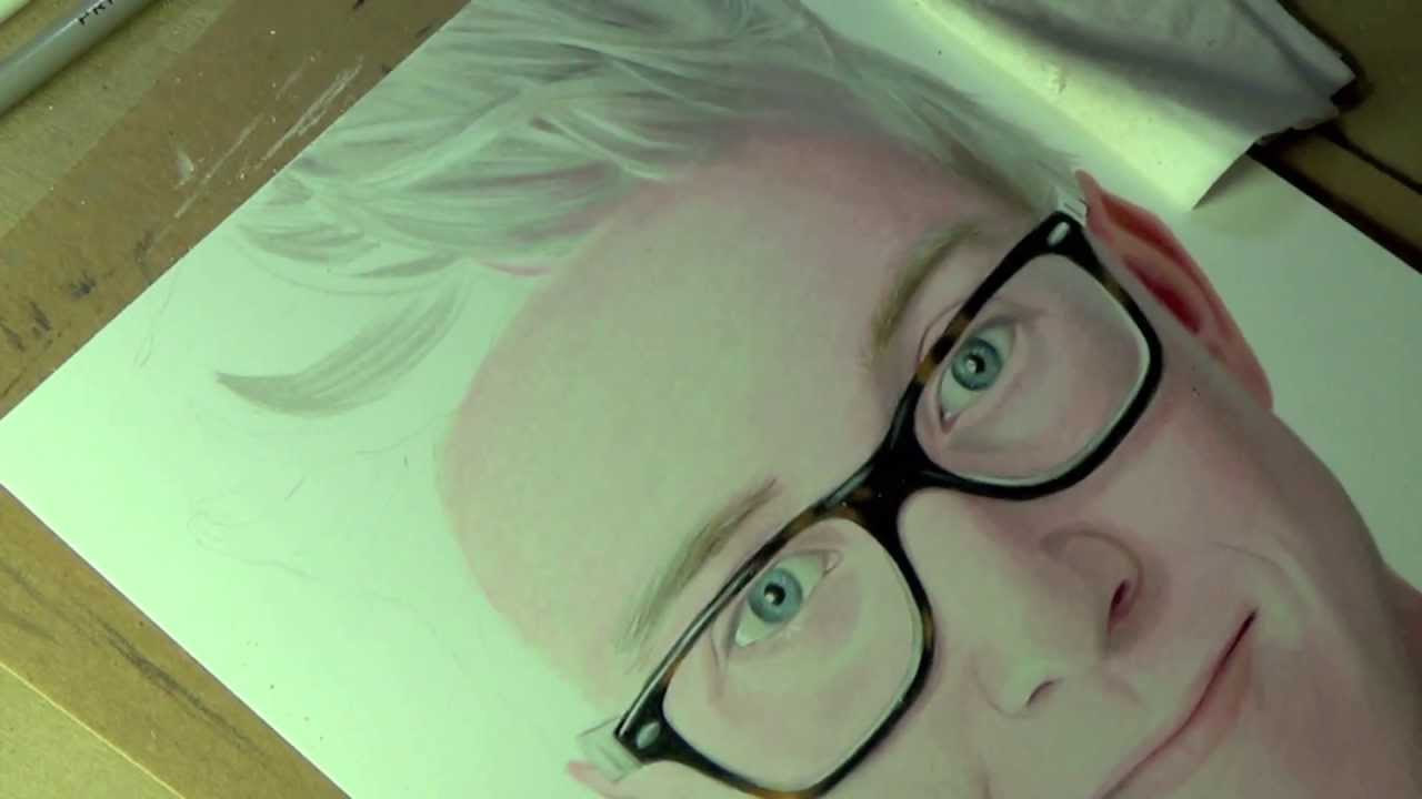 drawing tyler oakley youtube