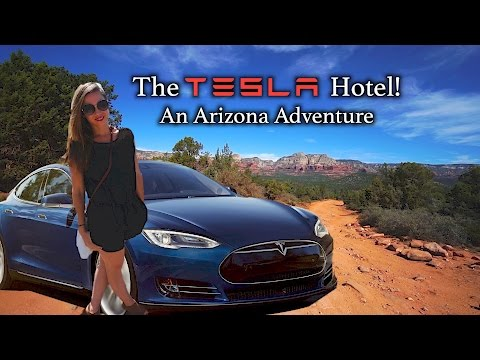 The Famous Tesla Hotel! Enchantment Resort