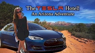 The Famous Tesla Hotel! Enchantment Resort