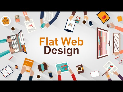 What Is Flat Web Design?