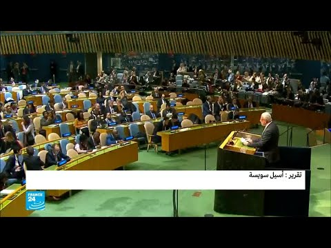 الفلسطينيون يحصلون على صلاحيات قانونية لرئاسة مجموعة الـ77  - نشر قبل 3 دقيقة