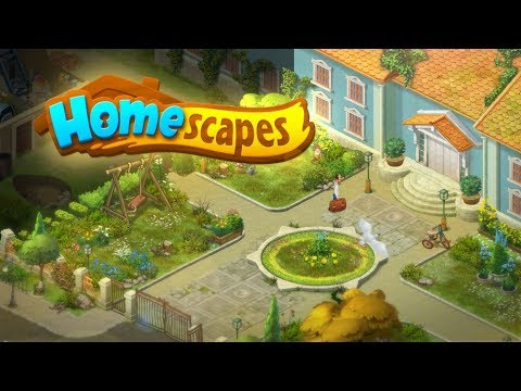 Homescapes (Mod Money)