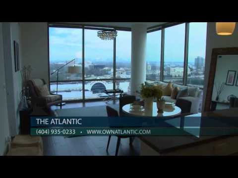 Midtown Atlanta Condos For Sale at The Atlantic: Penthouses