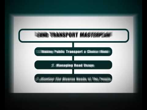 Economics of transport in singapore