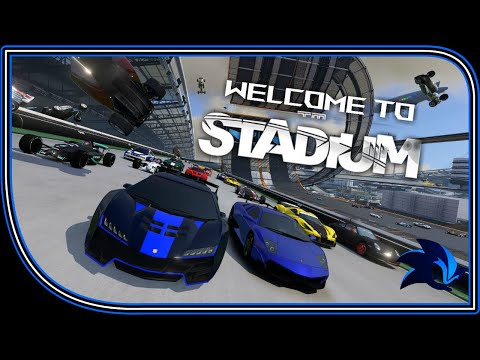 Welcome to the Stadium - A Trackmania Film | LucasRPDJ |
