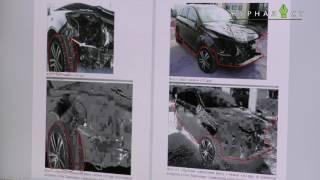 Киевлянин сдал в страховую нарисованное в фотошопе ДТП