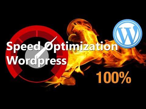Speed optimization wordpress - Best Plugin for WordPress WP Rocket