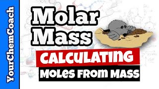 How to Calculate Mass from Moles of a Compound - Mr. Causey
