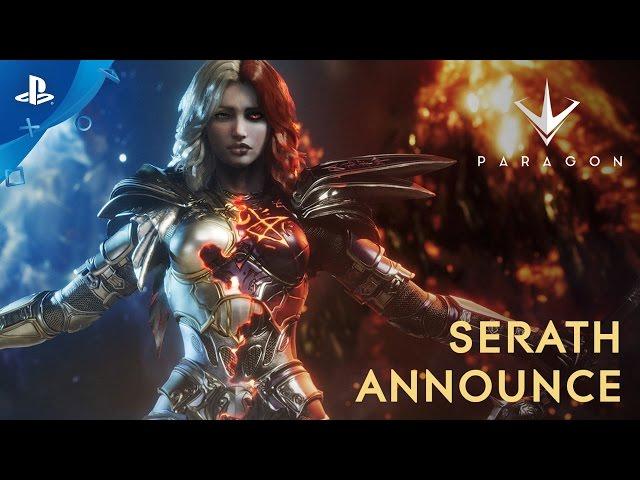 Paragon - Serath Announce Trailer | PS4