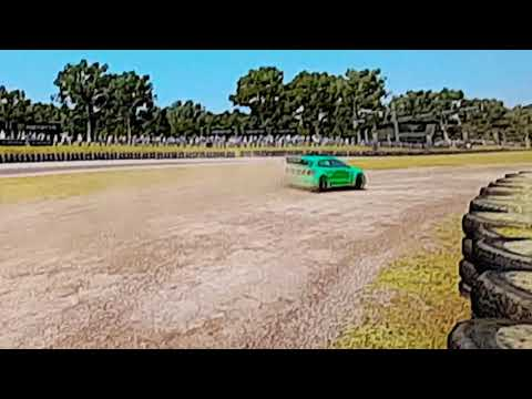 Drive it like you stole it (dirt rally version)