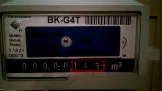 Как остановить счетчик газа ВК G-4Т с антимагнитной пломбой. тел. 8-968-702-25-52(, 2015-02-21T18:00:16.000Z)