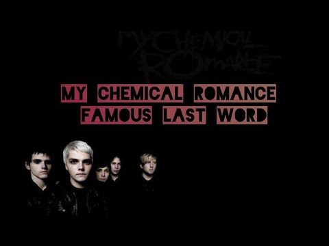 The Return of My Chemical Romance