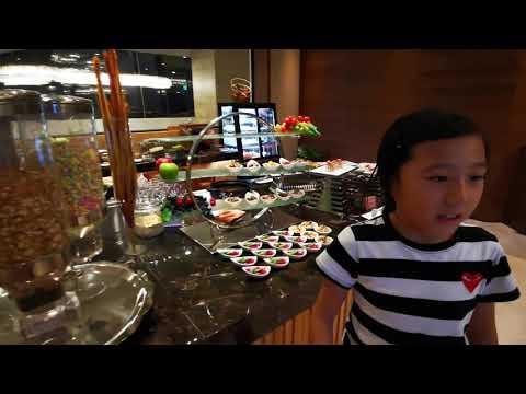 親子童享-宜蘭礁溪川湯春天旗艦館自助晚餐 - YouTube