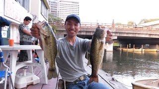 弁慶堀での実釣動画です。今回はスギちゃんWバズの製作者である杉山さん...