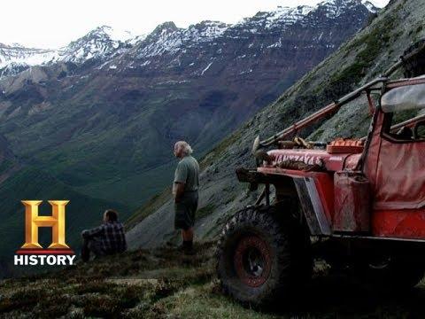 Alaska Off-Road Warriors: The Story of Super Jeep (S1, E8)