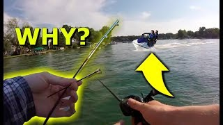 Fishing FAILS Compilation (Funny) Blooper Video 2